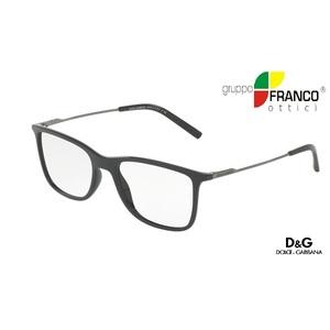 Occhiale da vista Dolce & Gabbana DG5024 colore 3101 black/grey 55/18