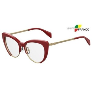 MONTATURA DA VISTA MOSCHINO MOS521 C9A RED 51