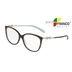 Occhiale da vista Tiffany & Co. TF2143B colore 8055 Black/blue 55/15