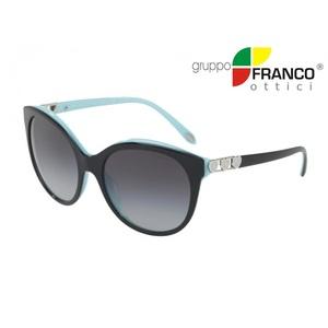 Occhiale da sole Tiffany & Co. TF4133 colore 80553C black/blue 56/18