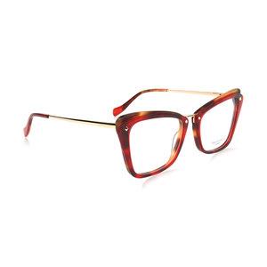 Occhiale da vista Ana Hickmann AH6327 Colore H02-rosso-tart-52