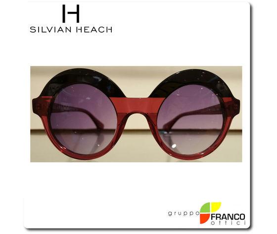 negozio online 6bfcd 8361d Occhiale da sole Silvian Heach OKINAWA/S-COLORE 03 BLACK-FUCSIA-50