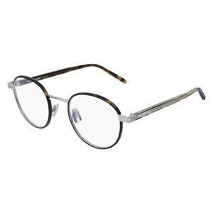 Occhiale da vista Saint Laurent SL 125 Colore 005-havana-havana-transparente 49