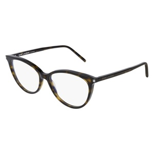 Occhiale da vista Saint Laurent SL 261 Colore 002-havana-havana-transparente 53