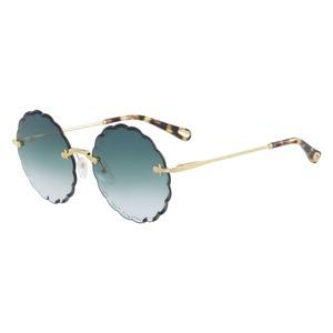 Occhiali da sole Chloé CE142S 37481 colore 838 gold/gradient petrol 60