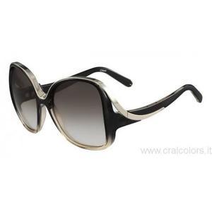 Occhiali da sole Chloé CE714S 31428 colore 040 gradient grey/turtled 59