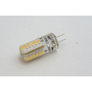 LED MINIBULBO G4 2,5W - LAMPADINA  LED MINIBULBO-PANNOCCHIA  ATTACCO G4 (BISPINA)  2,5W = 25W LUCE NATURALE 4500K 190lm