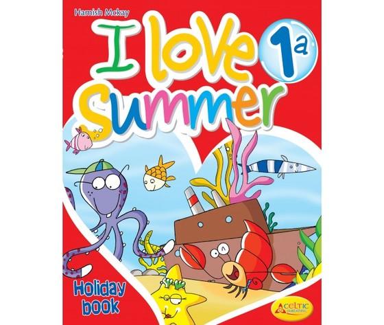 I Love Summer. Classe 1°