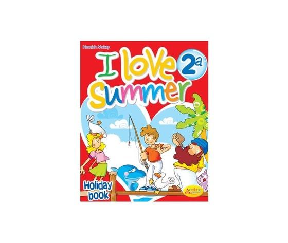 I Love Summer. Classe 2°