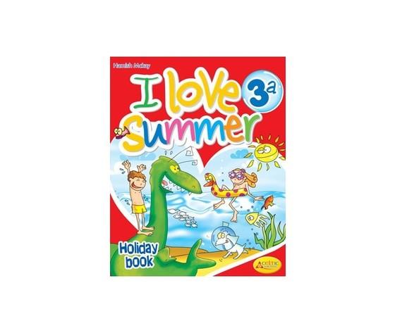 I Love Summer. Classe 3°