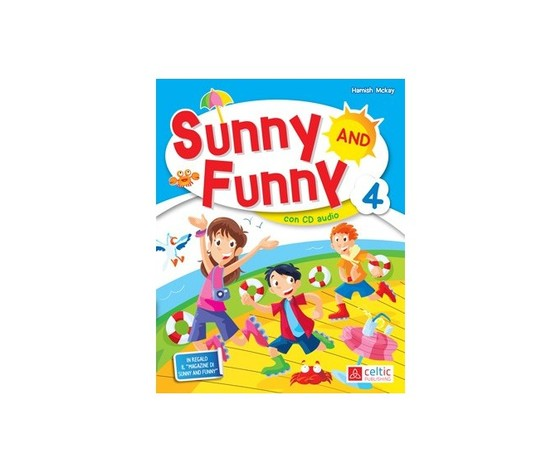 Sunny and Funny Classe 4°