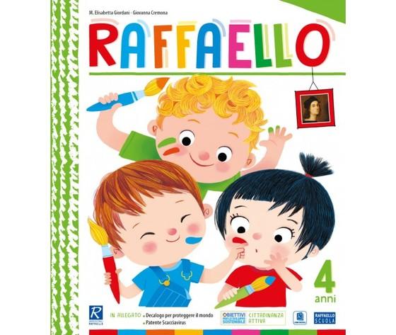 Raffaello - 4 anni