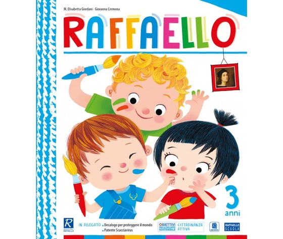Raffaello - 3 anni