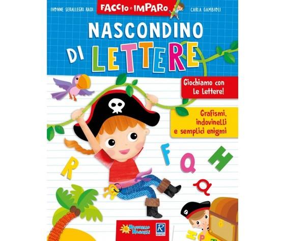 Nascondino di lettere