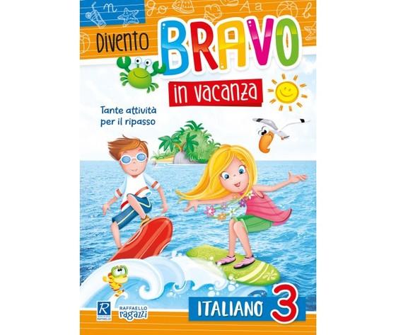 Divento bravo in vacanza - Italiano 3