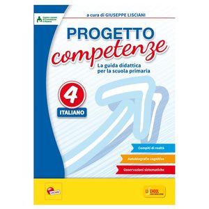 Progetto competenze Italiano 4