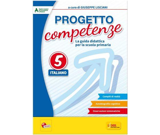 Progetto competenze italiano 5