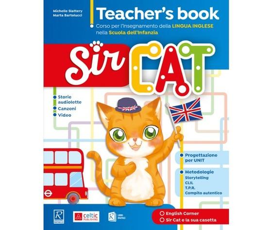 Sir Cat - Teacher's Book