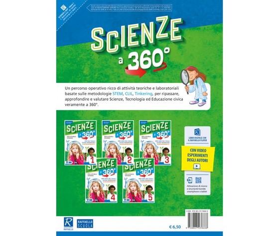 Scienze a 360° - classe 1