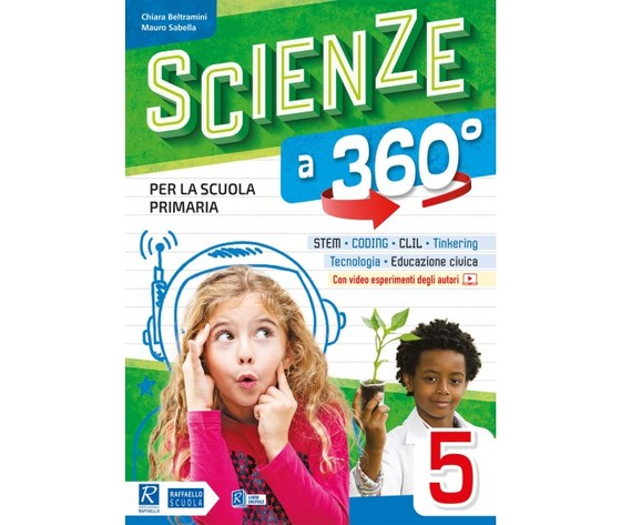 Scienze a 360° - classe 5