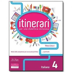 ITINERARI per una didattica inclusiva. Italiano Classe 4°