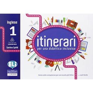 ITINERARI per una didattica inclusiva. inglese Classe 1°