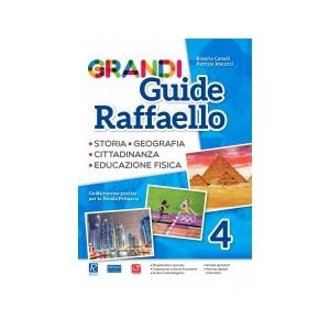 GRANDI GUIDE RAFFAELLO 4° STORIA E GEOGRAFIA