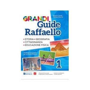 GRANDI GUIDE RAFFAELLO 1° STORIA E GEOGRAFIA