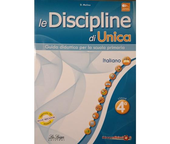 GUIDA UNICA ITALIANO CLASSE 4