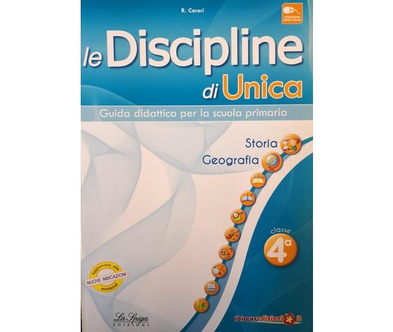 GUIDA UNICA STORIA E GEOGRAFIA CLASSE 4
