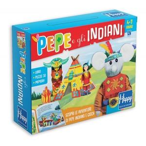 Pepe e gli indiani