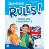 Grammar rules guida per l insegnante
