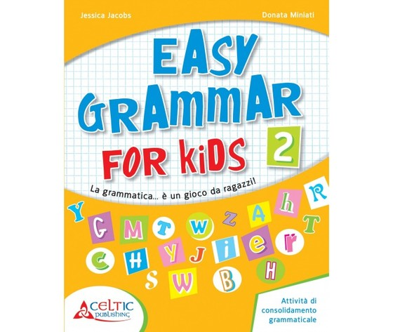 EASY GRAMMAR FOR KIDS 2