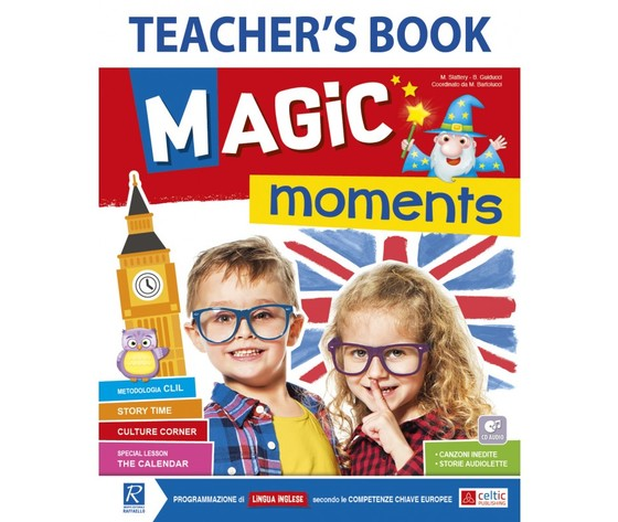 Magic Moments - Teacher's Book