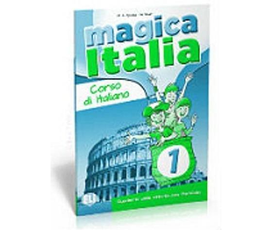 MAGICA ITALIA QUADERNO OPERATIVO 1