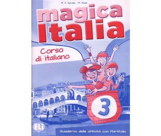 MAGICA ITALIA 3 QUADERNO OPERATIVO