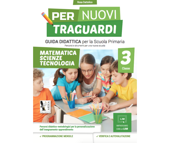 Per Nuovi Traguardi 3 – Matematica – Scienze – Tecnologia