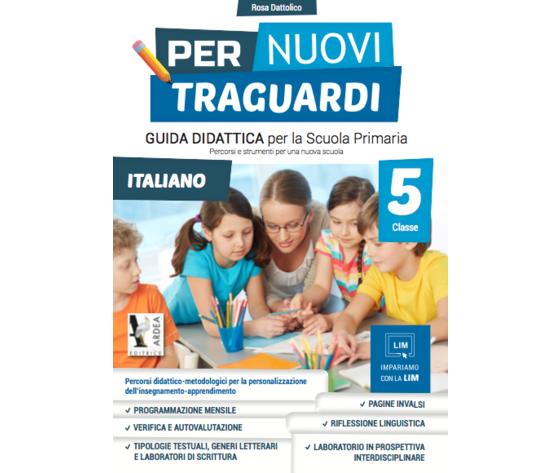 Per Nuovi Traguardi 5 – Italiano