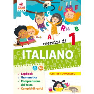 eserciziari di ITALIANO 1