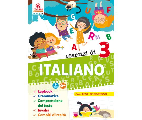 ESERCIZI ITALIANO 3