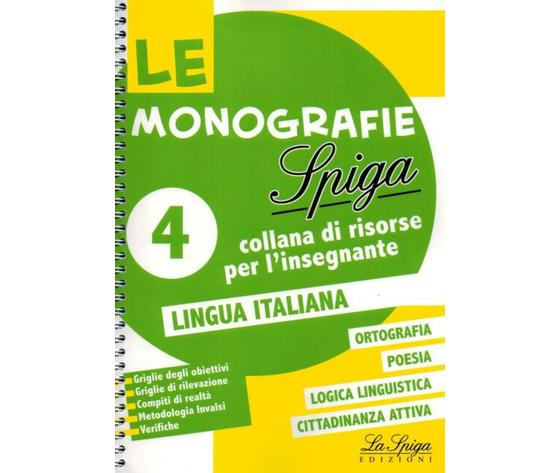 LE MONOGRAFIE SPIGA 4 ITALIANO