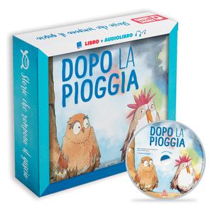 DOPO LA PIOGGIA + cd