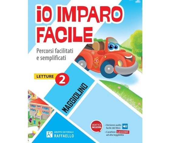Visualizza ingrandito Io imparo facile - Maggiolino - Letture 2