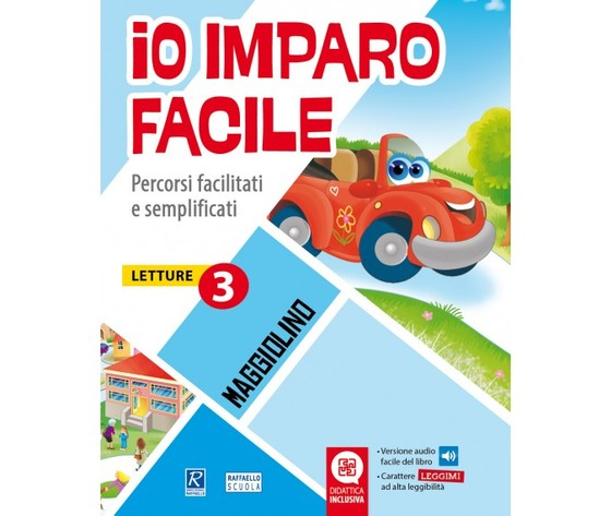 Io imparo facile - Maggiolino - Letture 3
