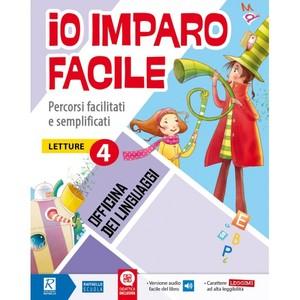 Io imparo facile - Officina dei linguaggi - Letture 4