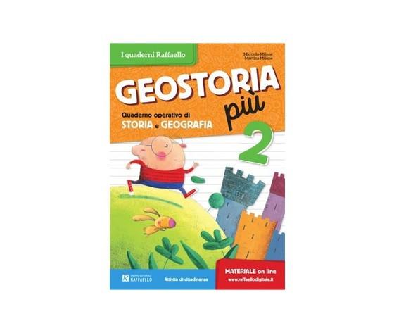 Geostoria Più. Classe 2°
