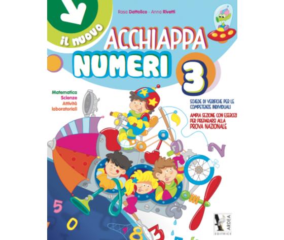 Il Nuovo Acchiappanumeri 3 – Matematica
