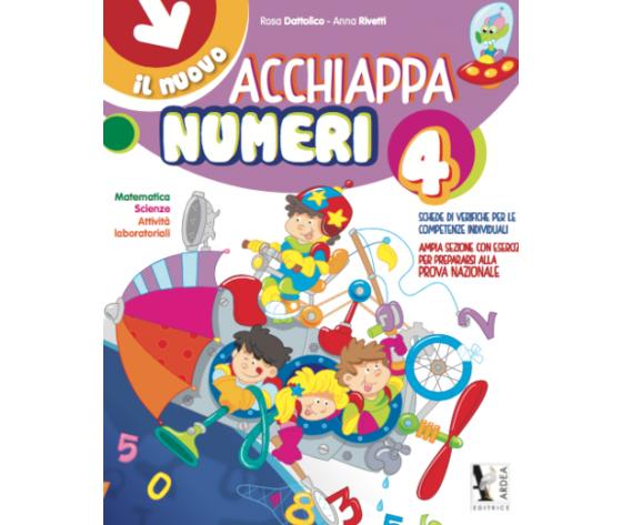 Il Nuovo Acchiappanumeri 4 – Matematica