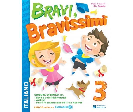 Bravi Bravissimi - Italiano. Classe 3°