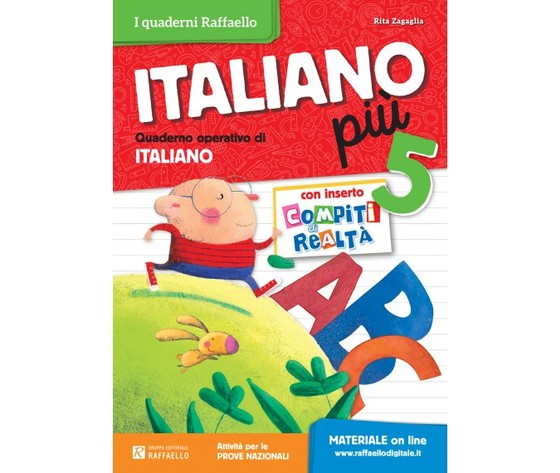 Italiano più - Classe 5°